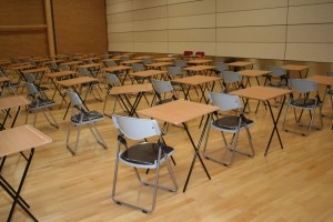 canadian citizenship test room