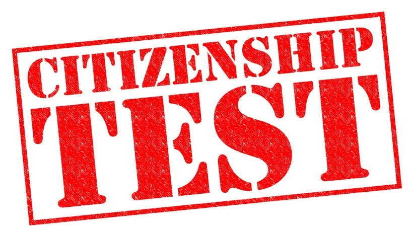 Canadian citizenship test