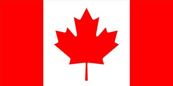 Canadian citizenship flag
