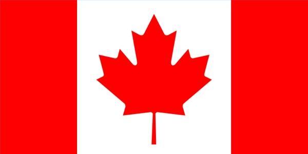 Canadian citizenship flag
